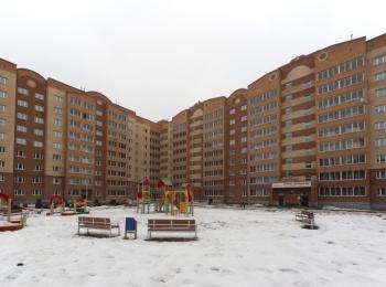 Новостройка ЖК Дом на Московской